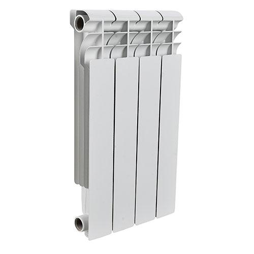 Радиатор алюминиевый Rommer AL500-80-80-100