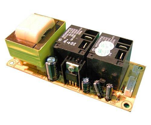 Блок управления 200-300 л в сборе (04)