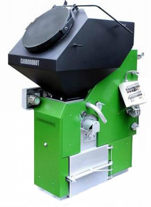 Угольный котел Carborobot C30 (30 кВт), автоматический