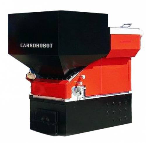 Угольный котел Carborobot Classic Bio C120 (120 кВт), автоматический