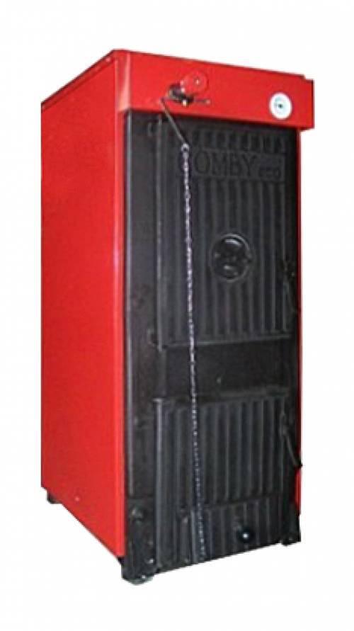 Котел на угле и дровах КЧМ-5К-03М (30 кВт), классический