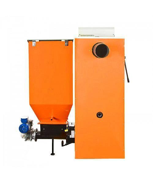 Котел Uni Komfort Automat UKA34 (вид сзади)