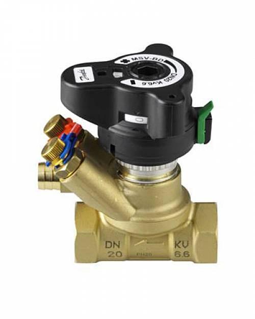 Клапан балансировочный DANFOSS Ду-15 MSV-BD 003Z4001