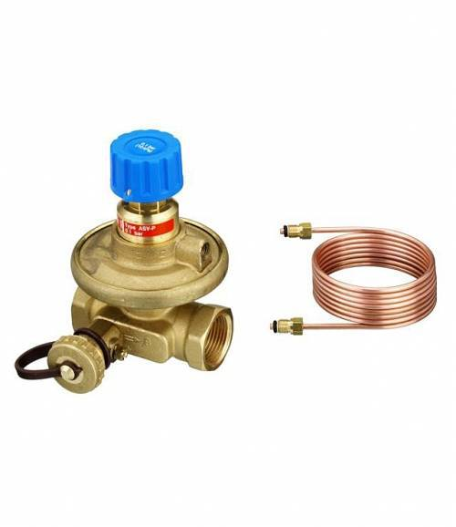 Клапан балансировочный DANFOSS Ду-20 ASV-P 003L7622