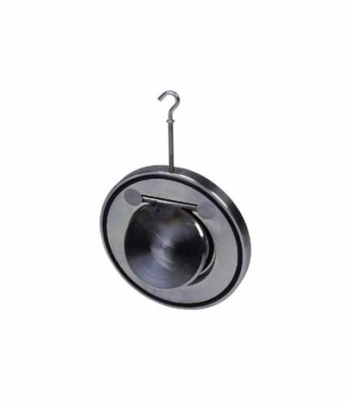 Клапан обратный створчатый Tecofi DN100 PN16