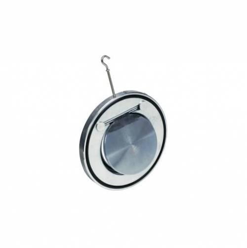Клапан обратный створчатый Tecofi DN150 PN16