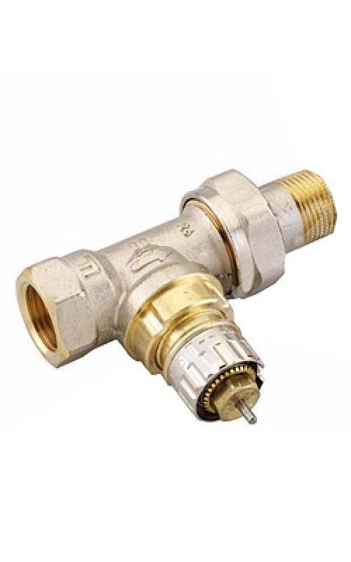 Клапан терморегуляторов DANFOSS RA-N прямой DN20 (никель)