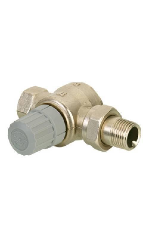 Клапан терморегуляторов DANFOSS RTD-G прямой DN25 (никель)