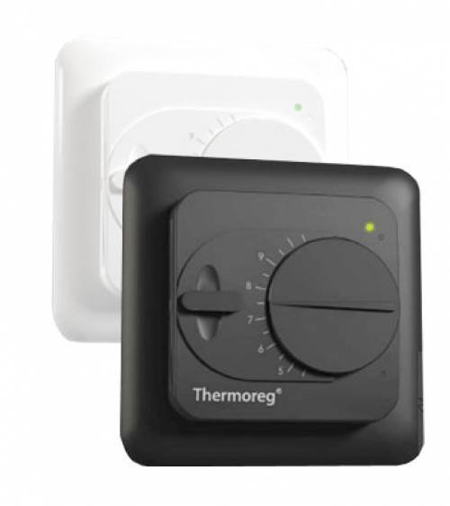Крышка черная для терморегулятора Thermoreg TI 200