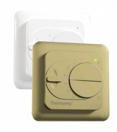 Крышка желтая для терморегулятора Thermoreg TI 200