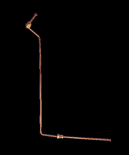 Медная трубка на поршень (KSO-50R)