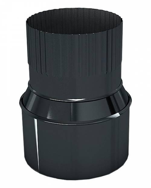 Переход эмалированный 0,8мм/0,8мм d 130*150 мм