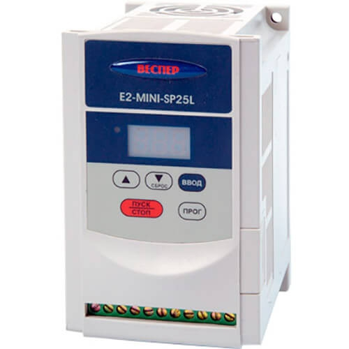 Частотный преобразователь Е2-MINI-S2L