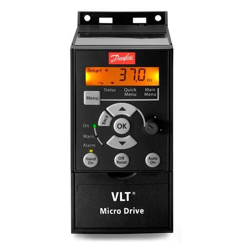 Преобразователь частоты FC 51 MICRO DRIVE 2,2 кВт