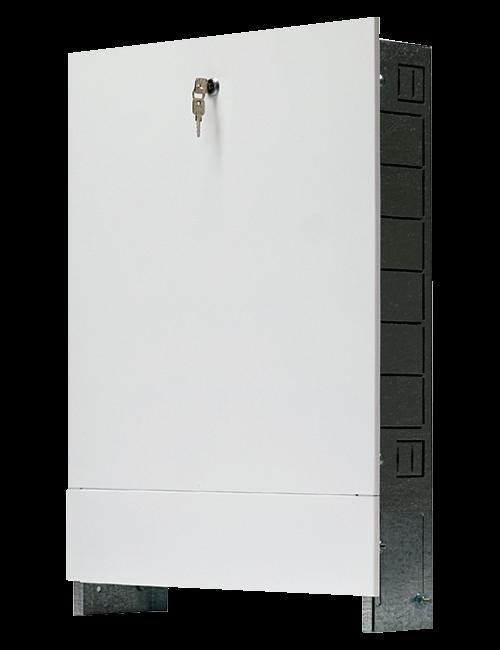 Шкаф распределительный встроенный Stout 6-7 выходов (ШРВ-2)