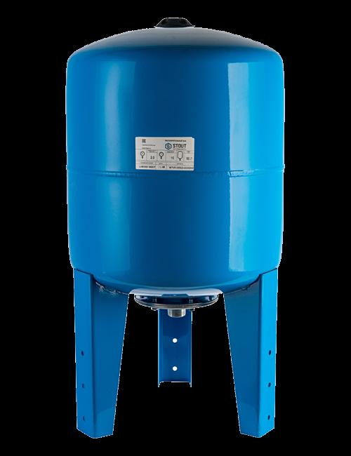 Гидроаккумулятор Stout 80 л. STW-0002-000080