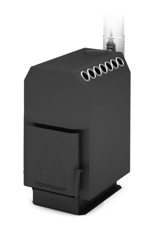 Печь отопительная трубная Теплодар ТОП-200 ДС