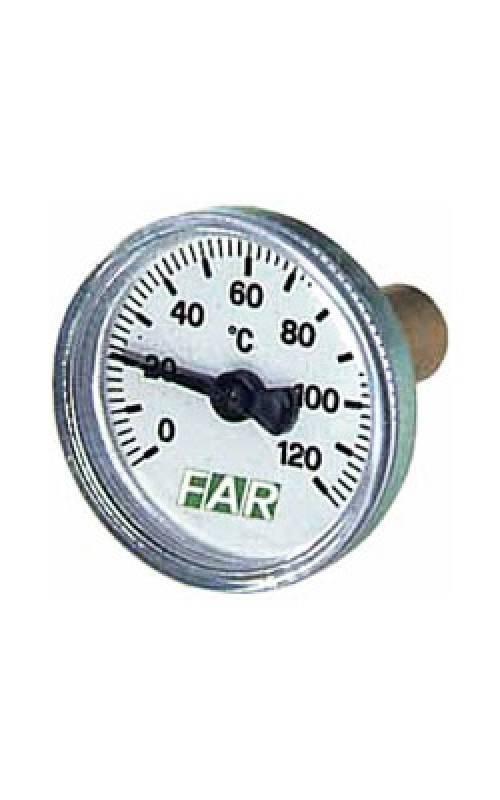 """Термометр FAR 3/8"""" d=40 мм FA 2650"""