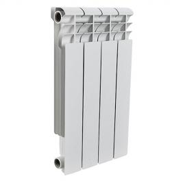 Радиатор алюминиевый Rommer AL500-80-80-100 - 1 секция
