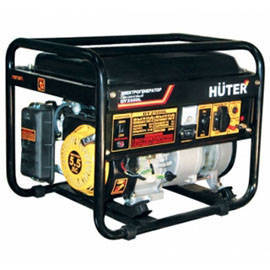 Бензогенератор Huter DY2500L (2000 Вт)