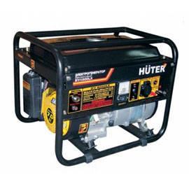 Бензогенератор Huter DY4000LX с электростартером (4000 Вт)