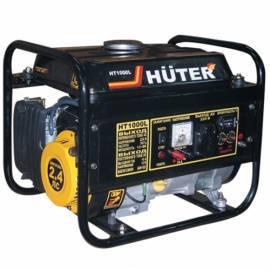 Бензогенератор Huter HT1000L (1000 Вт)