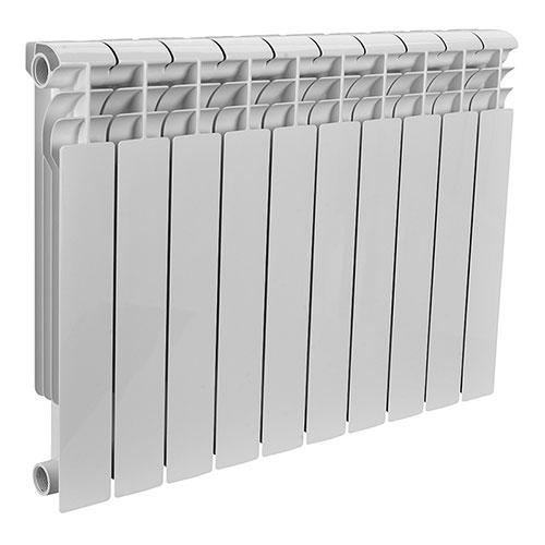 Радиатор биметаллический Rommer BI500-80-150 - 10 секций