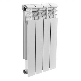 Радиатор биметаллический Rommer BI500-80-150 - 4 секции