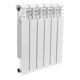 Радиатор биметаллический Rommer BI500-80-150 - 6 секций