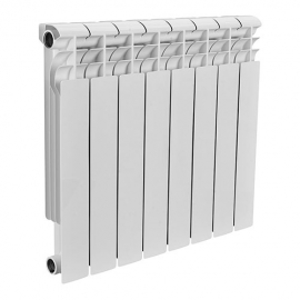 Радиатор биметаллический Rommer BI500-80-150 - 8 секций