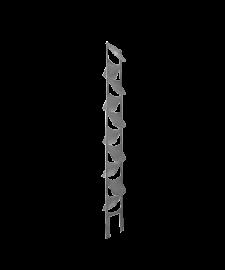 Дефлектор (турбулизатор теплообменника) KSO (330х50)
