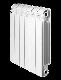 Биметаллический радиатор Global Style Extra 500 – 6 секций