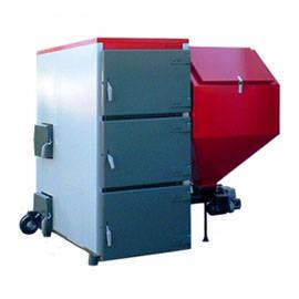 Пеллетный котел Heiztechnik Q Max Duo 120KW (120 кВт), автоматический