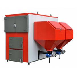 Угольный котел Heiztechnik Q Max Eko 1000KW (1000 кВт), автоматический