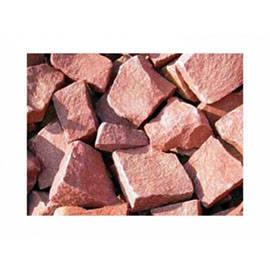 Камни для печи в баню Малиновый кварцит (20 кг)