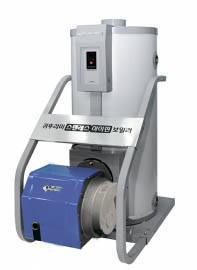 Газовый котел Kiturami KSG-100R (116,3 кВт)