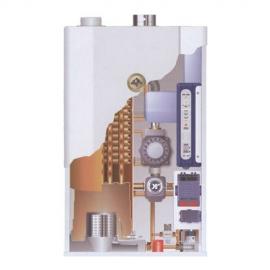 Газовый котел Kiturami World 3000 25R в разрезе