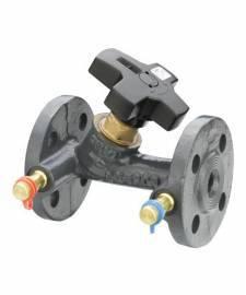 Клапан балансировочный DANFOSS Ду-125 MSV-F2 003Z1065
