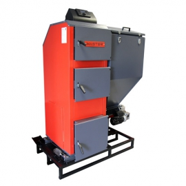 Угольный котел Мастер (25 кВт), автоматический