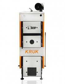 Угольный котел Lazar Kruk S 18 (18 кВт), полуавтоматический