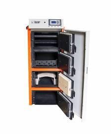 Котел Lazar Multi Komfort Automat MK21 (с открытыми дверцами)