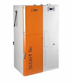Пеллетный котел Lazar SmartFire 21/240 (21 кВт), автоматический