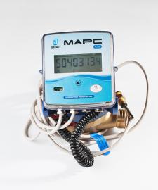Тахометрический компактный теплосчетчик СТК «МАРС» (Ду 15,20)