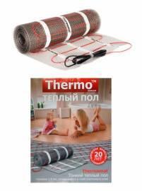 Нагревательный мат Thermomat TVK-130 0,6 кв. м. (комплект без регулятора)