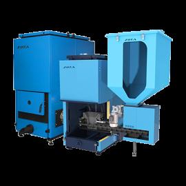 Пеллетный котел Zota Pellet Pro-200 (200 кВт), промышленный