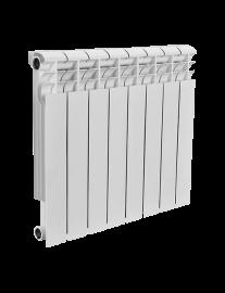 Алюминиевый радиатор Rommer Profi AL500-80-80-080 - 8 секций