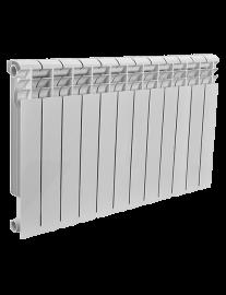Биметаллический радиатор Rommer Profi BI350-80-80-130 - 12 секций