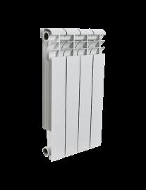 Биметаллический радиатор Rommer Profi BI350-80-80-130 - 4 секции