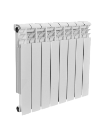 Биметаллический радиатор Rommer Profi BI350-80-80-130 - 8 секций