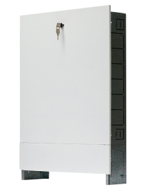 Шкаф распределительный встроенный Stout 8-10 выходов (ШРВ-3)